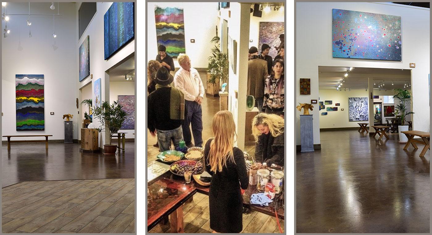 rent art gallery